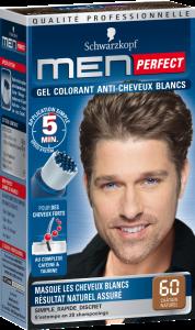Exemple coloration cheveux douce
