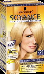 Idée coloration cheveux douce
