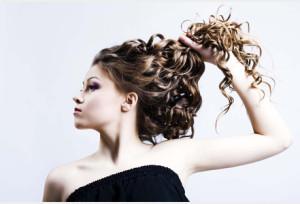 Modèle coloration cheveux douce