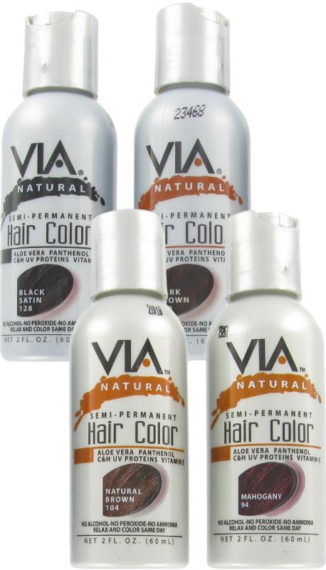 coloration cheveux douce