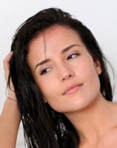Belle coloration cheveux douce pour femme