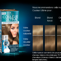 coloration cheveux du noir au blond