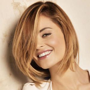 Belle coloration cheveux fins pour femme