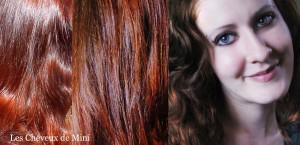 Mode pour femme : coloration cheveux henné