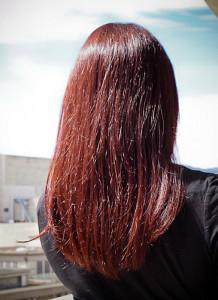 Idée coloration cheveux keratine
