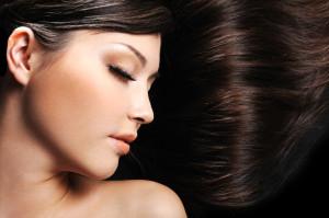 Jolie coloration cheveux keratine