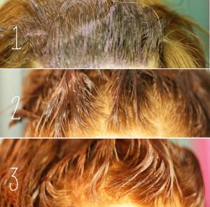 Mode pour femme : coloration cheveux maison