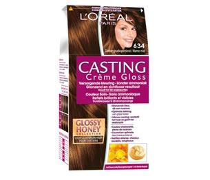 coloration cheveux marron miel