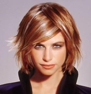 Mode pour femme : coloration cheveux meche