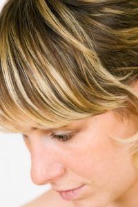Inspiration coloration cheveux meche