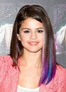 Tendance : coloration cheveux meche