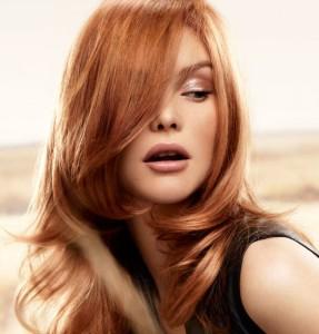 Tendance : coloration cheveux mode 2014