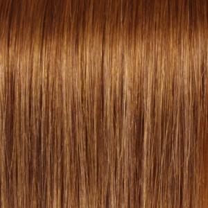 Belle coloration cheveux noisette pour femme