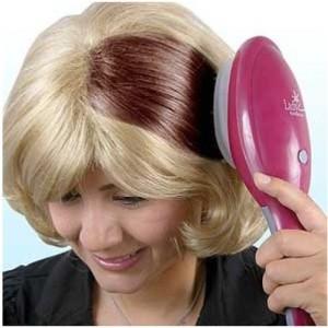 Belle coloration cheveux nouveauté pour femme