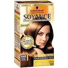 Belle coloration cheveux secs pour femme