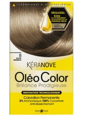 coloration cheveux secs