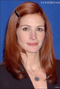 Mode pour femme : coloration cheveux yeux bruns