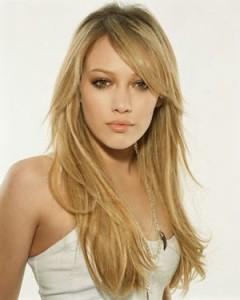 Mode pour femme : couleur cheveux blond doré