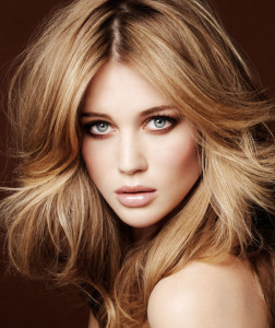 Idée couleur cheveux blond foncé