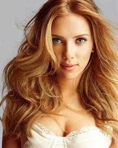 Jolie couleur cheveux blond vénitien