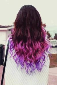 Idée couleur cheveux flash