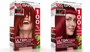 Jolie couleur cheveux garnier