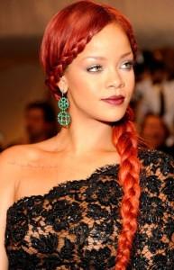 Jolie couleur cheveux indienne