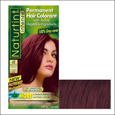 couleur cheveux irisé