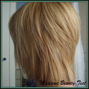 Belle couleur cheveux irisé pour femme