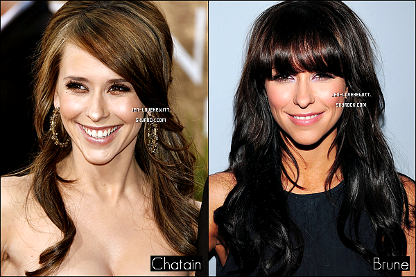 Couleur Cheveux Jennifer Love Hewitt Macyjeniferstacy Web