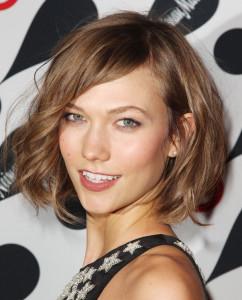 Belle couleur cheveux karlie kloss pour femme