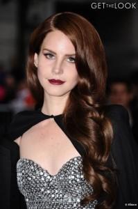 Jolie couleur cheveux lana del rey