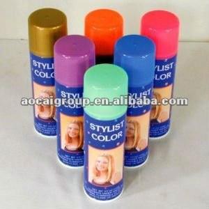 Idée couleur cheveux lavable