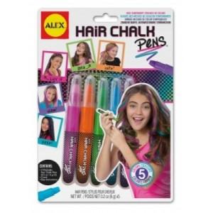 Mode pour femme : couleur cheveux lavable