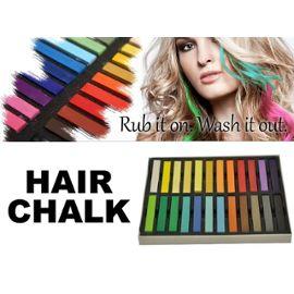 Modèle couleur cheveux lavable