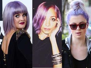 Inspiration couleur cheveux mode été 2014