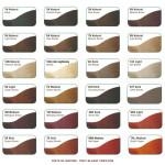 couleur cheveux palette
