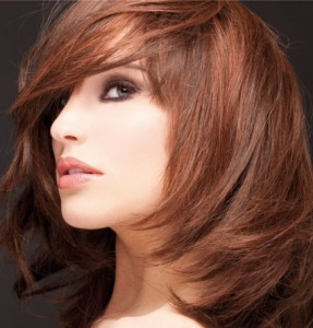 Modèle couleur cheveux peau claire