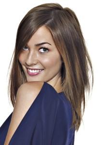 Jolie couleur cheveux peau claire