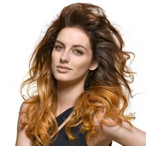 Modèle couleur cheveux tendance 2014