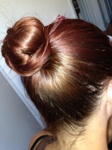 Tendance : couleur cheveux uniforme