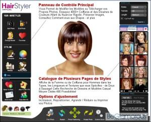 Exemple couleur cheveux virtuelle gratuit