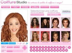 Jolie couleur cheveux virtuelle gratuit