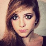 couleur cheveux yeux verts